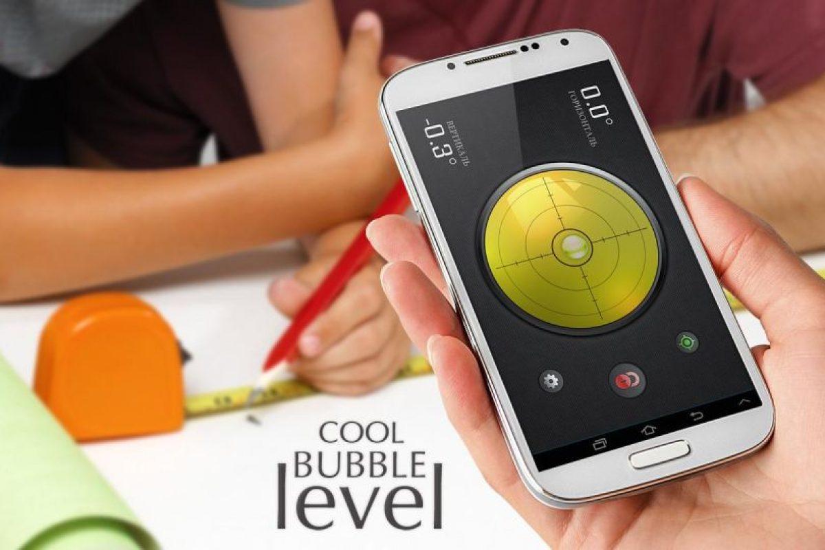 App Nivel Clinómetro Foto:Reproducción. Imagen Por: