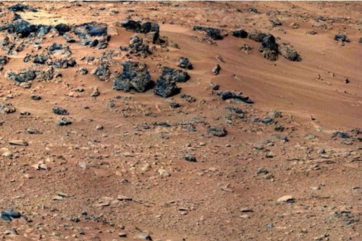 Fue descubierta en mayo de 2013. Foto:NASA. Foto original en http://www.nasa.gov/mission_pages/msl/multimedia/pia16204.html. Imagen Por: