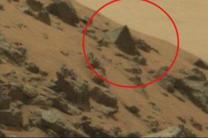 10. Pirámide Egipcia Foto:NASA. Imagen Por: