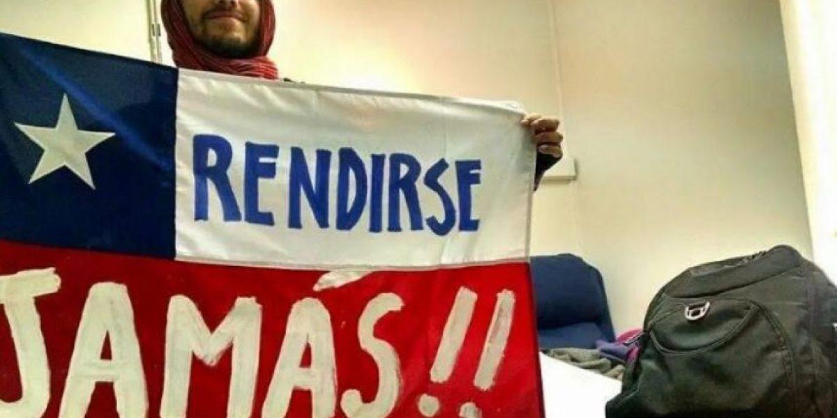 Rodrigo Avilés recibe el alta médica tras dos meses internado