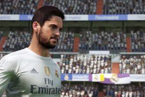 Isco en el FIFA 16. Foto:EA Sports. Imagen Por: