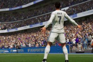 El festejo de Cristiano Ronaldo en el FIFA 16. Foto:EA Sports. Imagen Por: