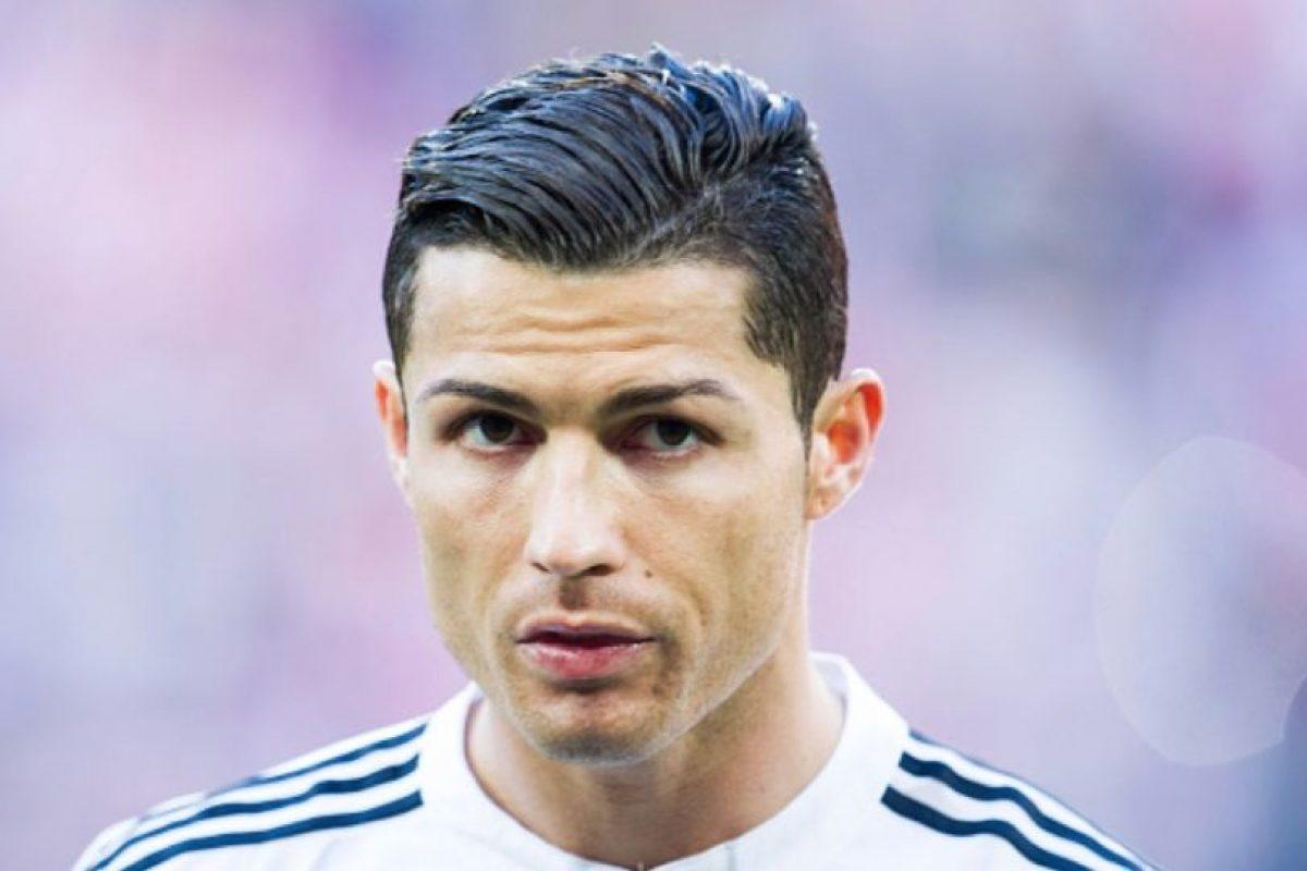 Cristiano Ronaldo en la vida real. Foto:Getty Images. Imagen Por: