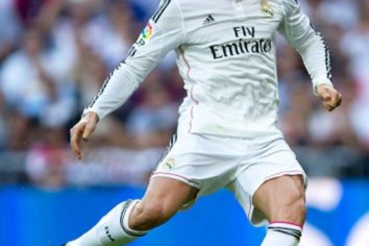 Los tiros libres de Cristiano Ronaldo en la vida real. Foto:Getty Images. Imagen Por: