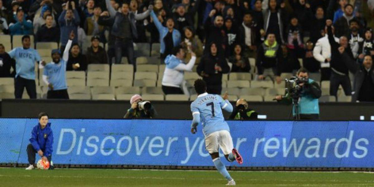 El nuevo fichaje de Manuel Pellegrini se lució marcando en su debut