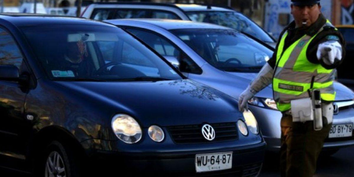 Gobierno propone restricción para vehículos catalíticos
