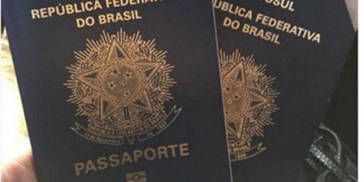 Michelle Carvalho recuperó dos pasaportes y ruega que devuelvan el tercero