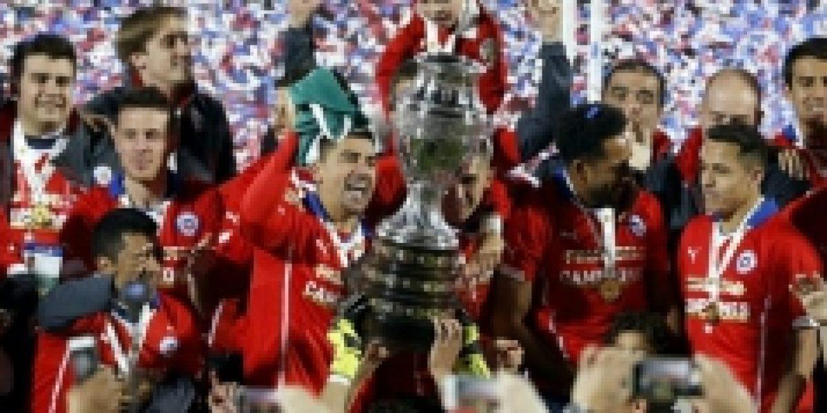 ¿Con sed? Cerveza lanza edición limitada de Chile Campeón de América