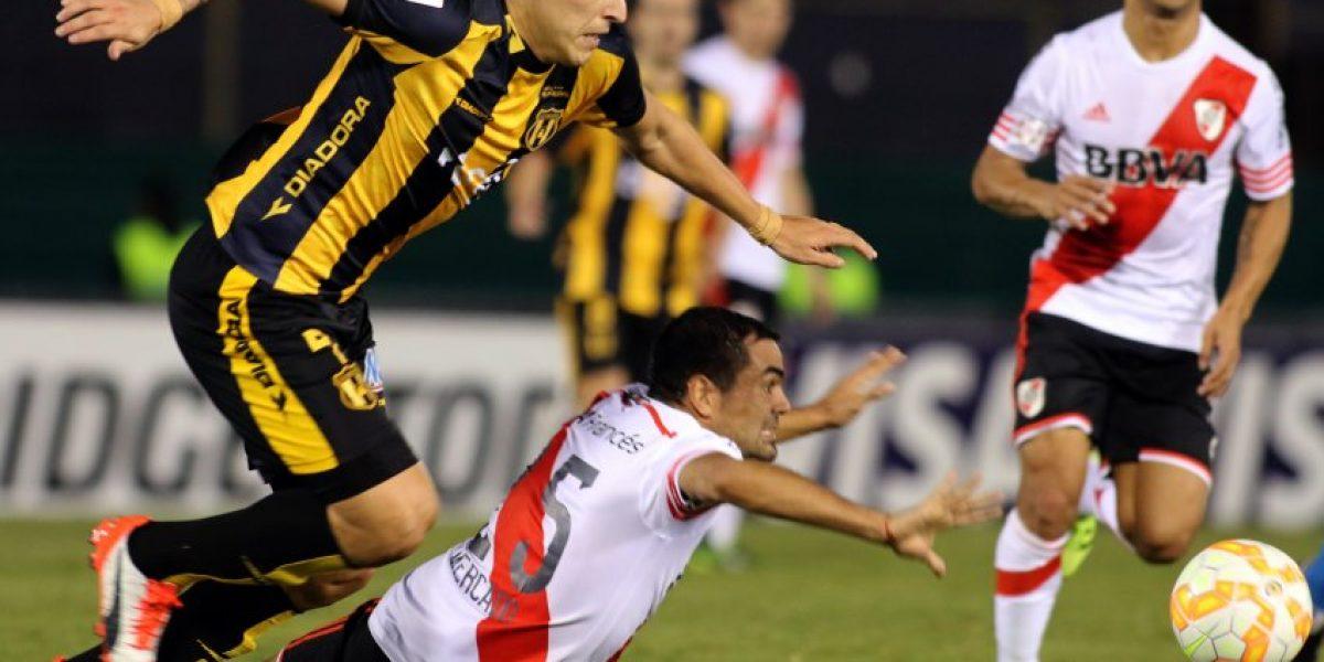 River Plate es el primer finalista de la Libertadores al eliminar a Guaraní