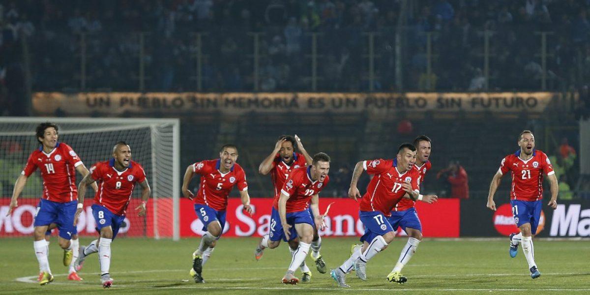 Chile jugará amistoso con Paraguay en la previa de las Eliminatorias