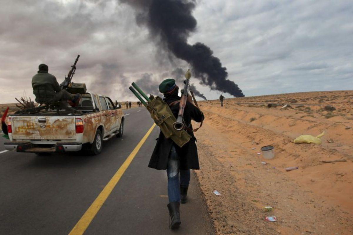 Cree suficientes los ataque aéreos que se llevan acabo contra el ISIS. Foto:Getty Images. Imagen Por: