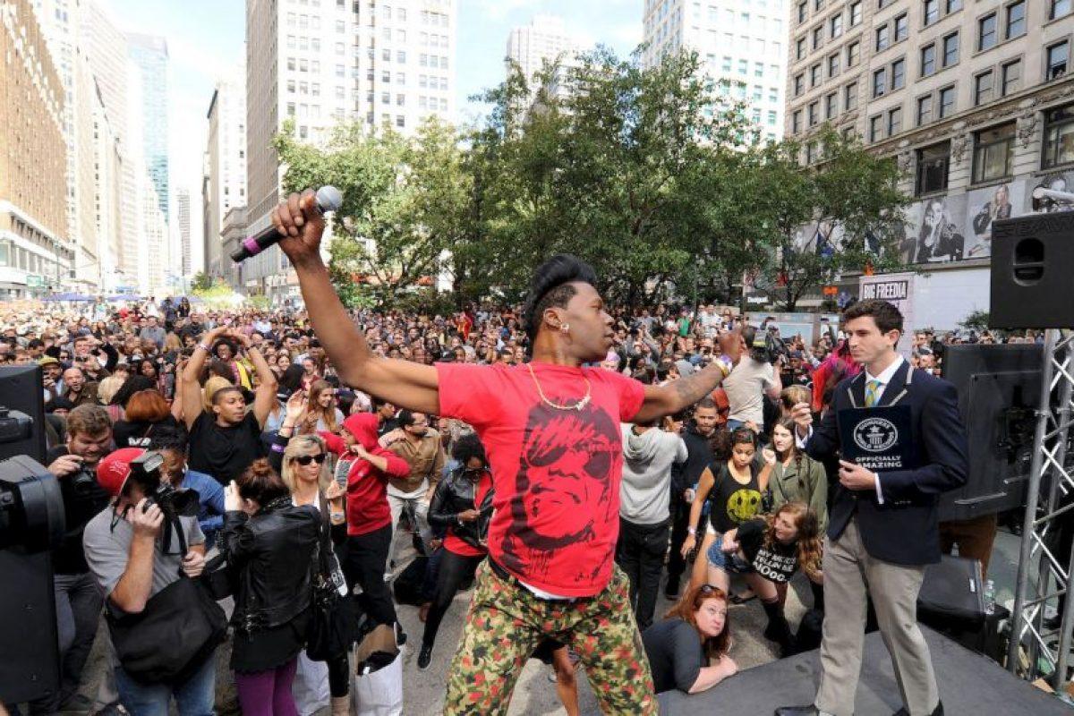 Evento de twerking con más personas Foto:Getty images. Imagen Por: