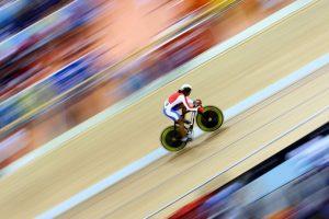 Ganó una medalla de bronce en los mundiales de ciclismo de este año. Foto:Getty Images. Imagen Por: