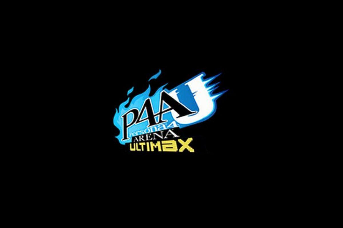 Persona 4 Arena Ultimax Foto:EVO. Imagen Por: