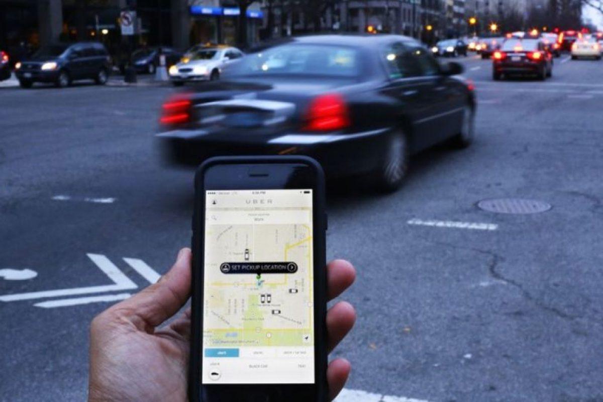 En China, Uber es ilegal. Foto:vía Getty Images. Imagen Por: