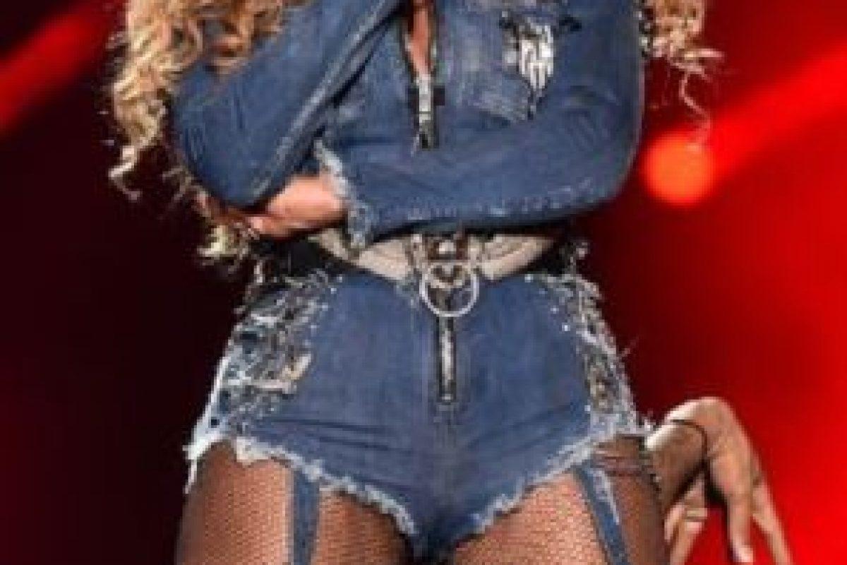 Beyoncé en Dubai en julio de 2014. Foto:Getty Images. Imagen Por: