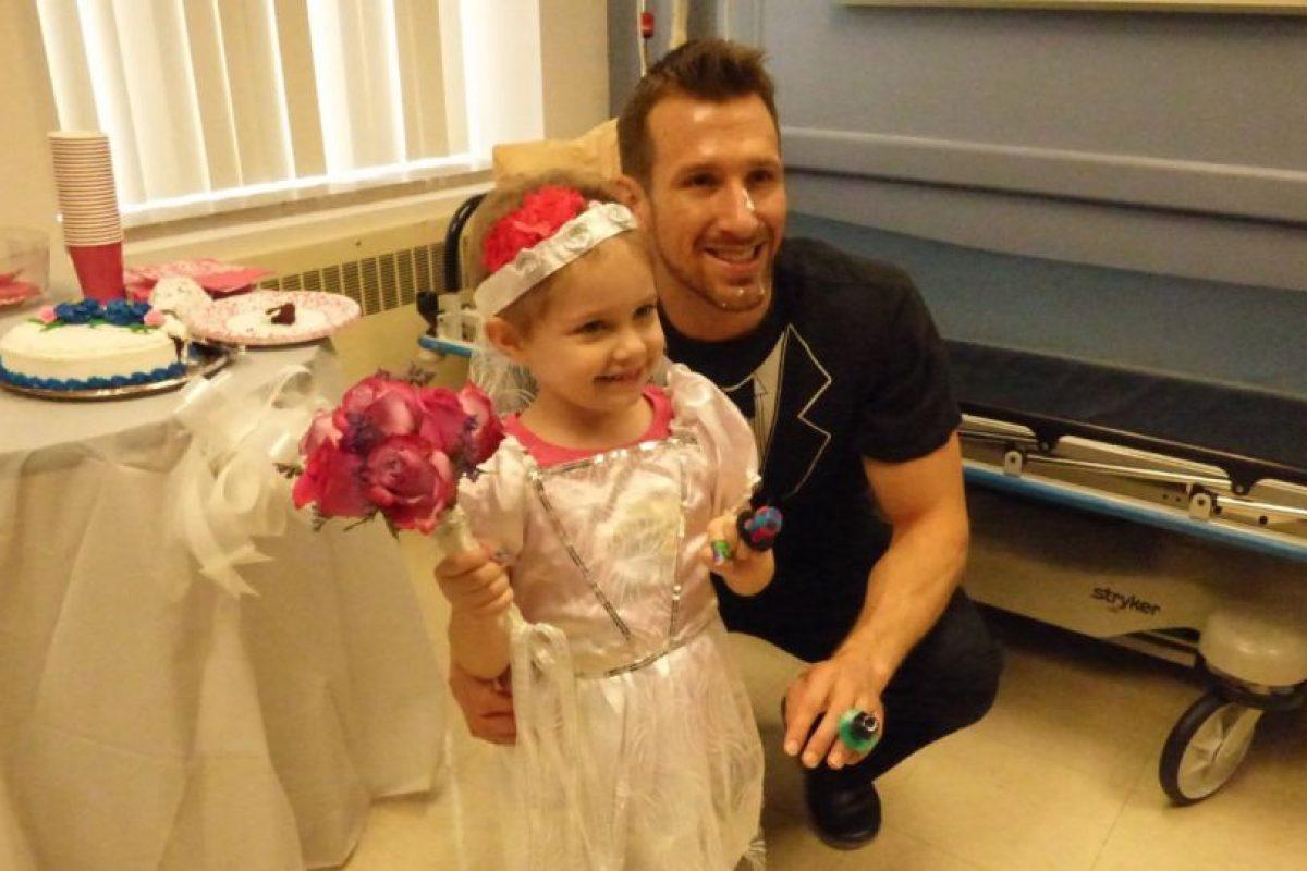 Sobre todo, al ver el rostro de la pequeña. Foto:vía Amazing Abby/Facebook. Imagen Por: