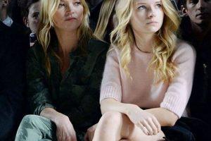 Acá, las dos en un desfile de modas. Foto:vía Getty Images. Imagen Por: