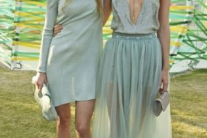 6. Suki e Immy Waterhouse. Foto:vía Getty Images. Imagen Por: