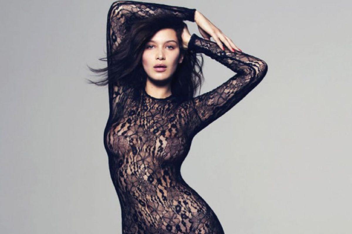 Bella ha estado en editoriales para varias revistas de moda. Foto:vía Elle. Imagen Por: