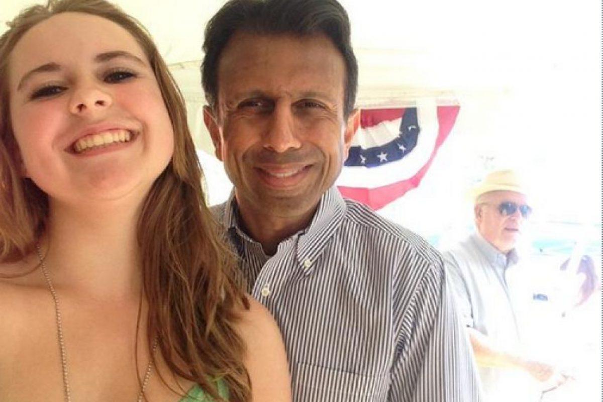 Bobby Jindal (Partido Republicano) Foto:Vía Twitter.com/PrezSelfieGirls. Imagen Por: