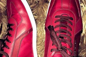 Zapatos de marca. Foto:Instagram/RKOMC. Imagen Por: