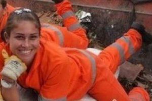 1. Rita Mattos, la barrendera que está cautivando Internet Foto:Vía Facebook/RitaMattos. Imagen Por: