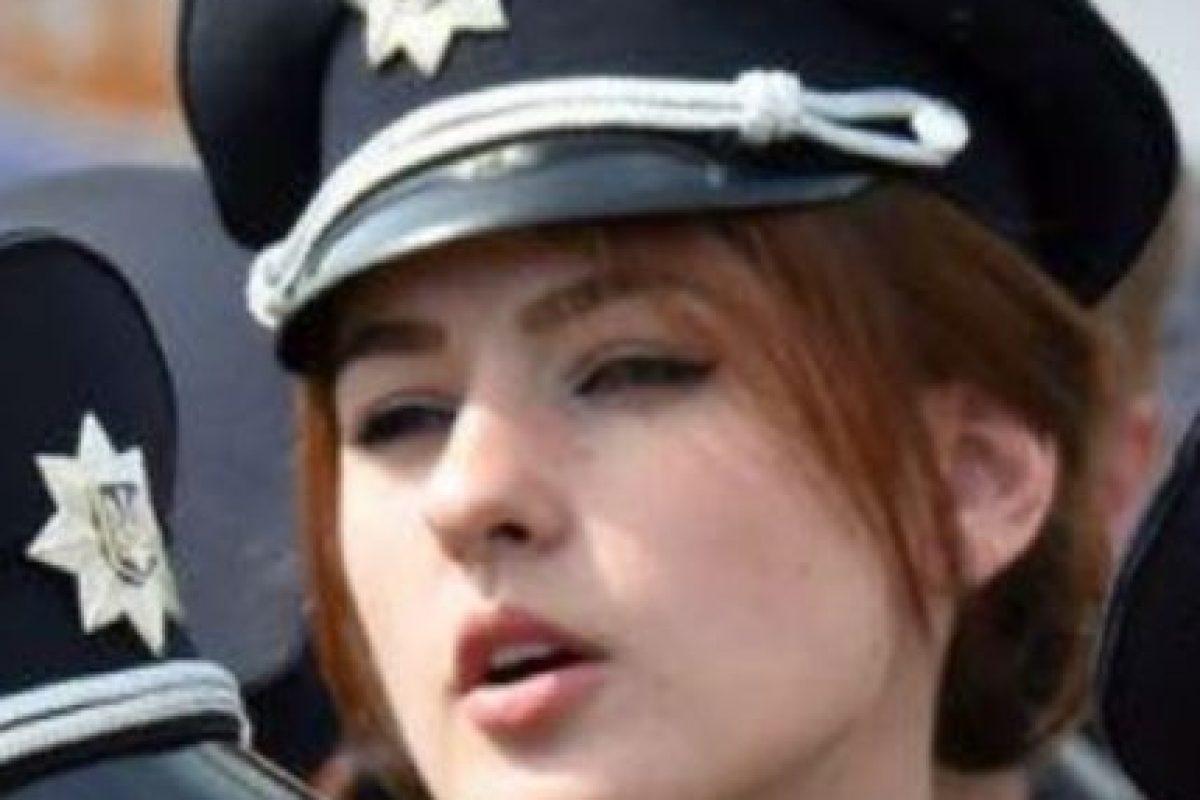 3. Los policías ultraguapos de Ucrania Foto:Instagram.com/kiev_police. Imagen Por:
