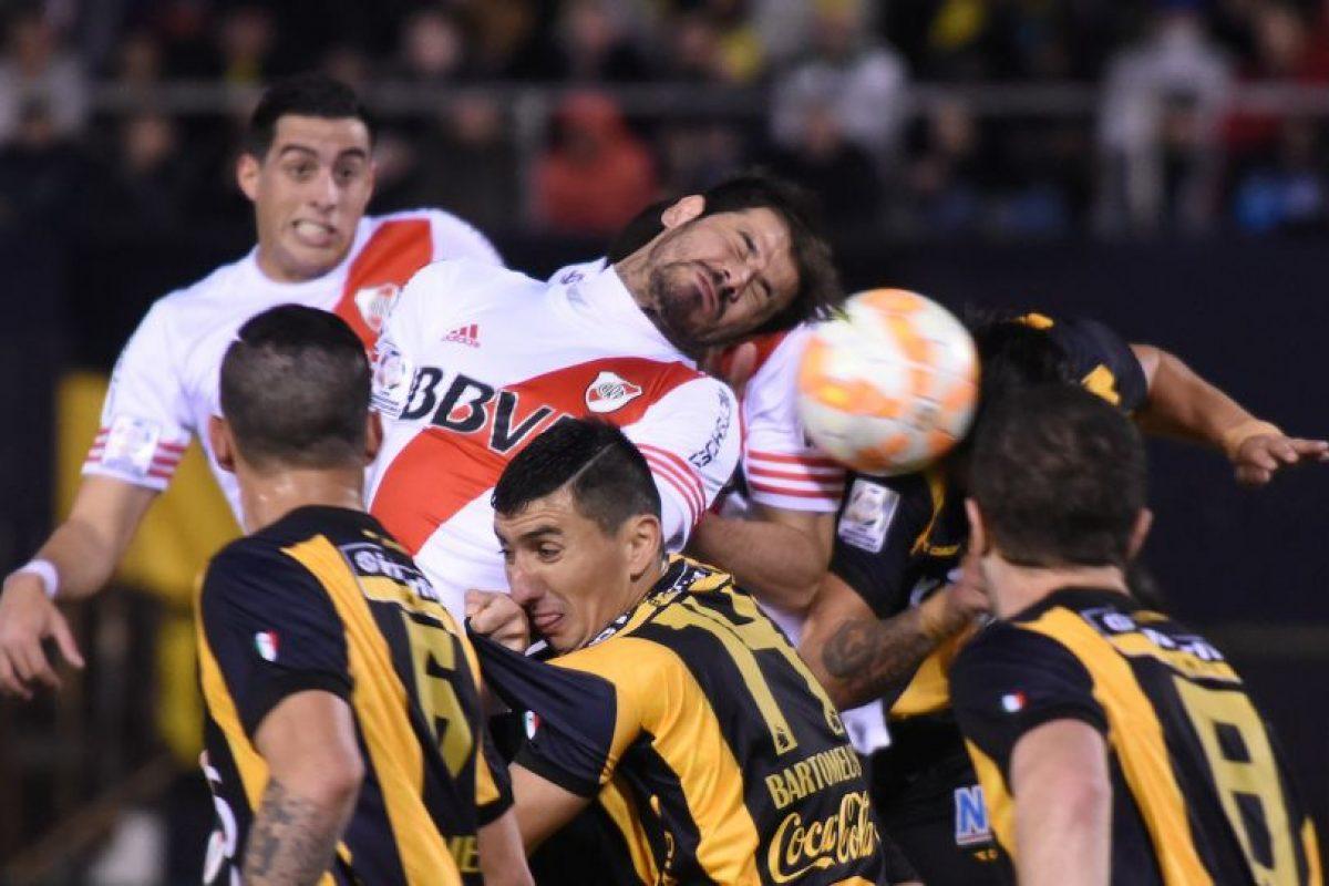 En la ida en Buenos Aires habían ganado 2-0. Foto:AFP. Imagen Por: