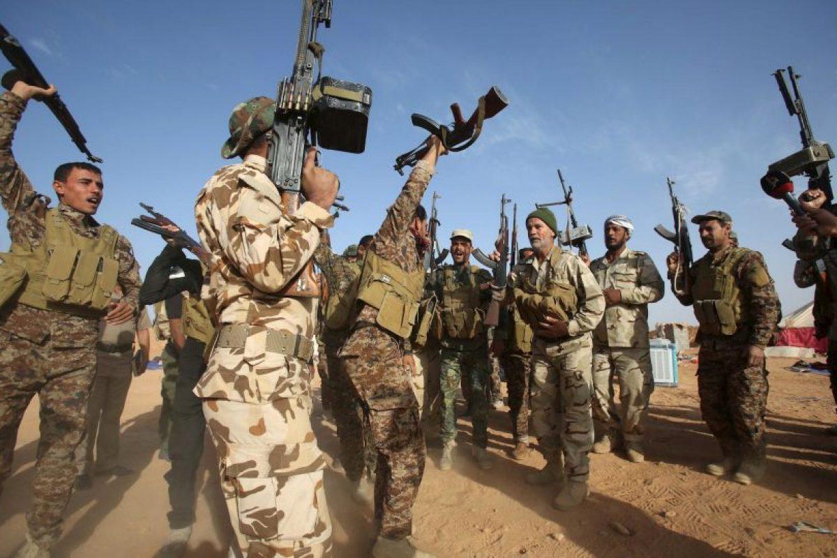 La explosión fue en una zona al norte de Irak. Foto:AFP. Imagen Por: