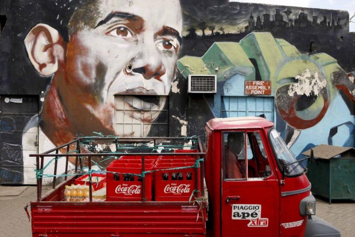 """Grupos """"anti-gay"""" han solicitado a Obama evitar el tema de la homosexualidad en su visita. Foto:AFP. Imagen Por:"""