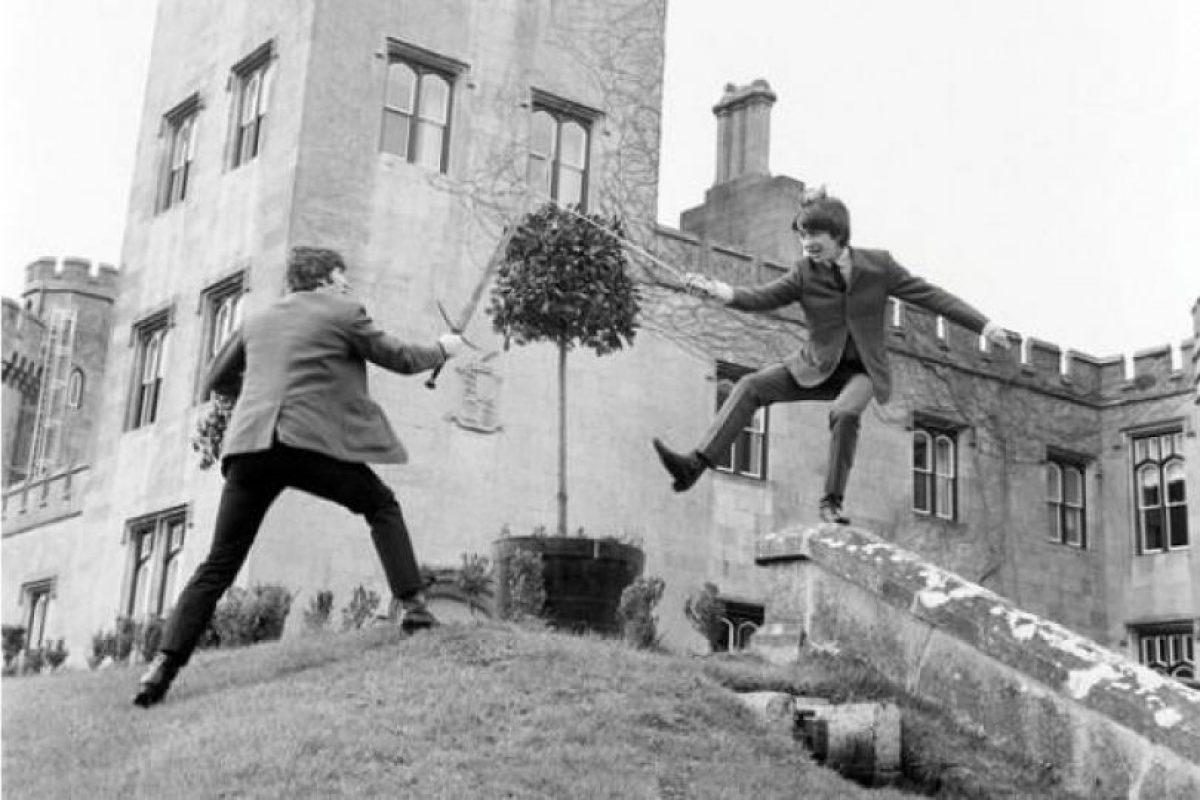 Entre sus huéspedes se encuentra el grupo británico The Beatles Foto:Facebook.com/dromolandcastle. Imagen Por: