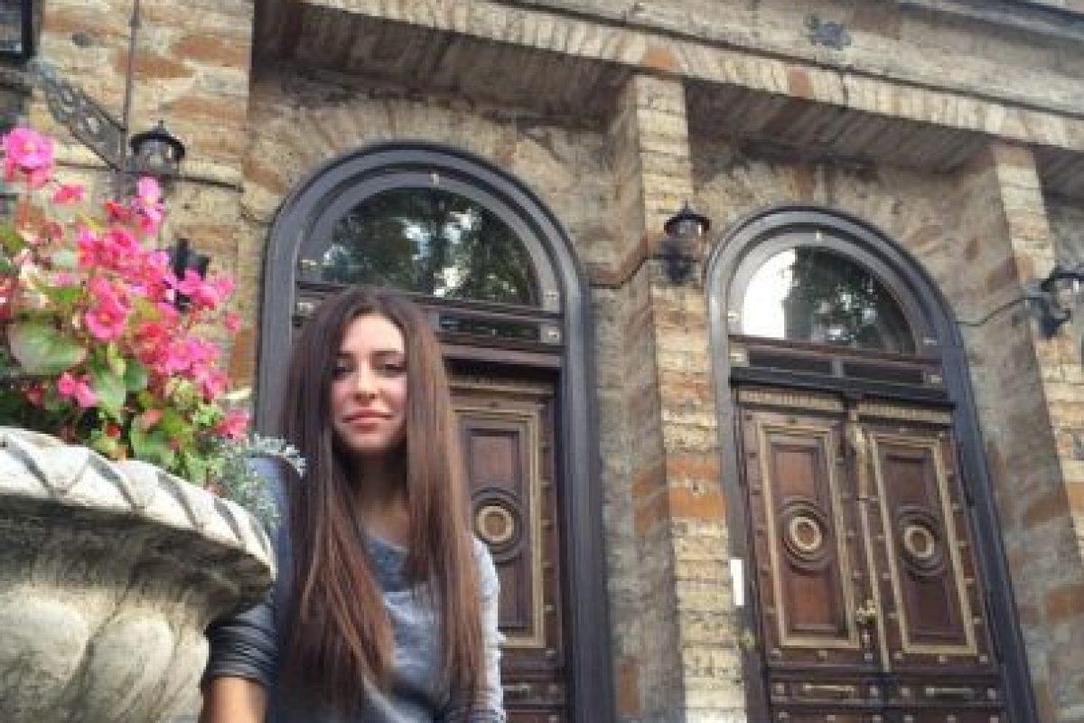 Foto:Facebook.com/angelina.doroshenkova.9. Imagen Por: