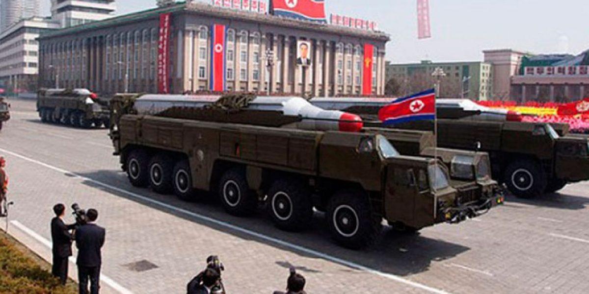 Corea del Norte estaría planeando lanzar un nuevo misil espacial