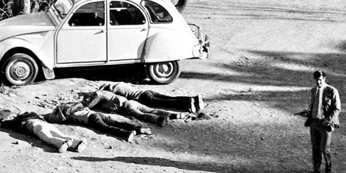 Revelan inéditas imágenes de la dictadura de Pinochet