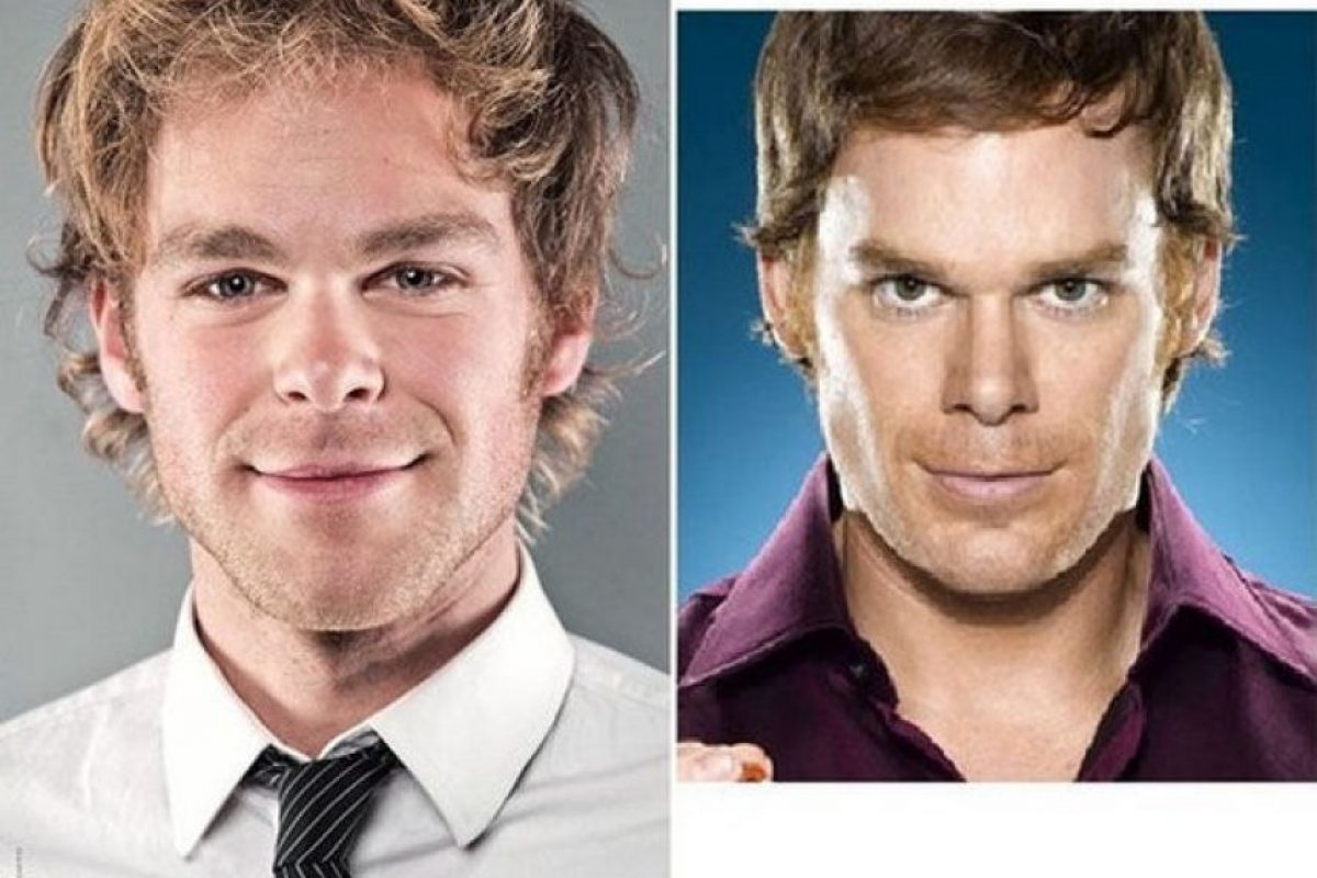 Michael C. Hall (Dexter) Foto:Reproducción. Imagen Por: