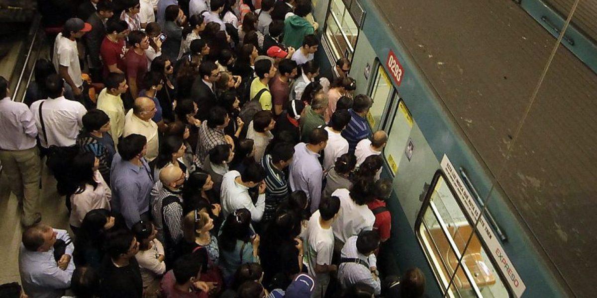 Contraloría: 6 de cada 10 mantenciones de Metro se realizan fuera de plazo