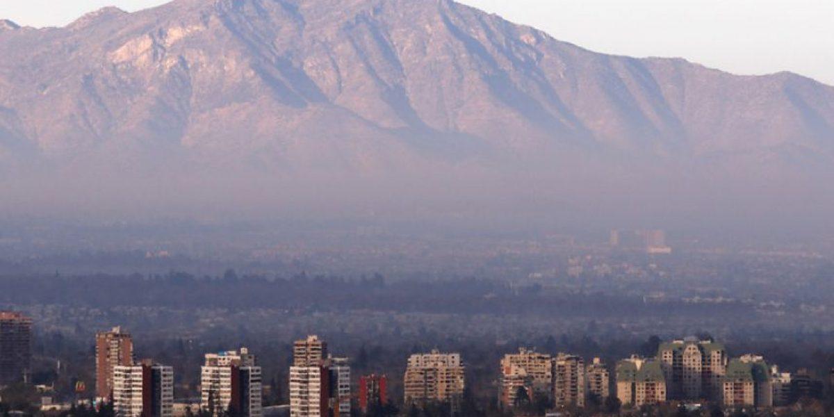Atentos: decretan preemergencia ambiental para Santiago