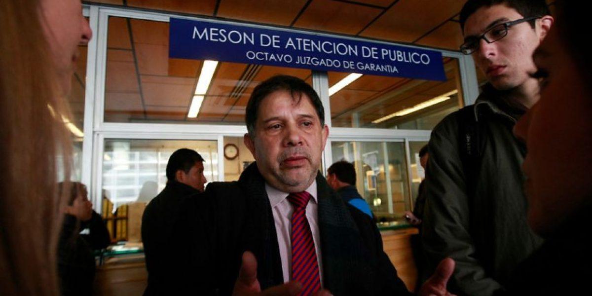 Papá de Rodrigo Avilés en picada contra general de Carabineros
