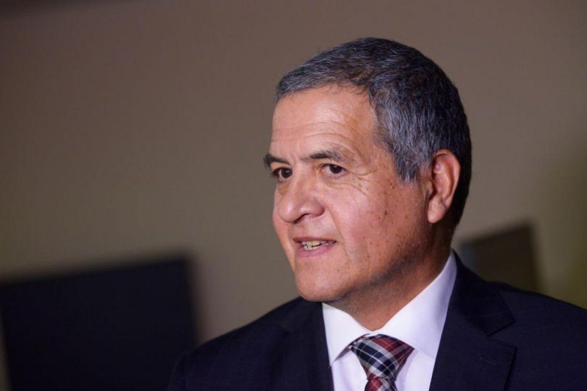 Ministro Mario Carroza Foto:Archivo Agencia Uno. Imagen Por:
