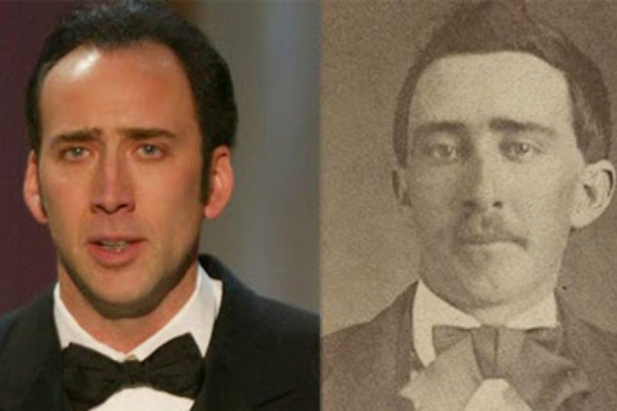 Nicolas Cage Foto:Reproducción. Imagen Por: