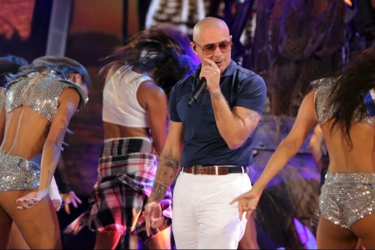 Pitbull Foto:Getty Images. Imagen Por: