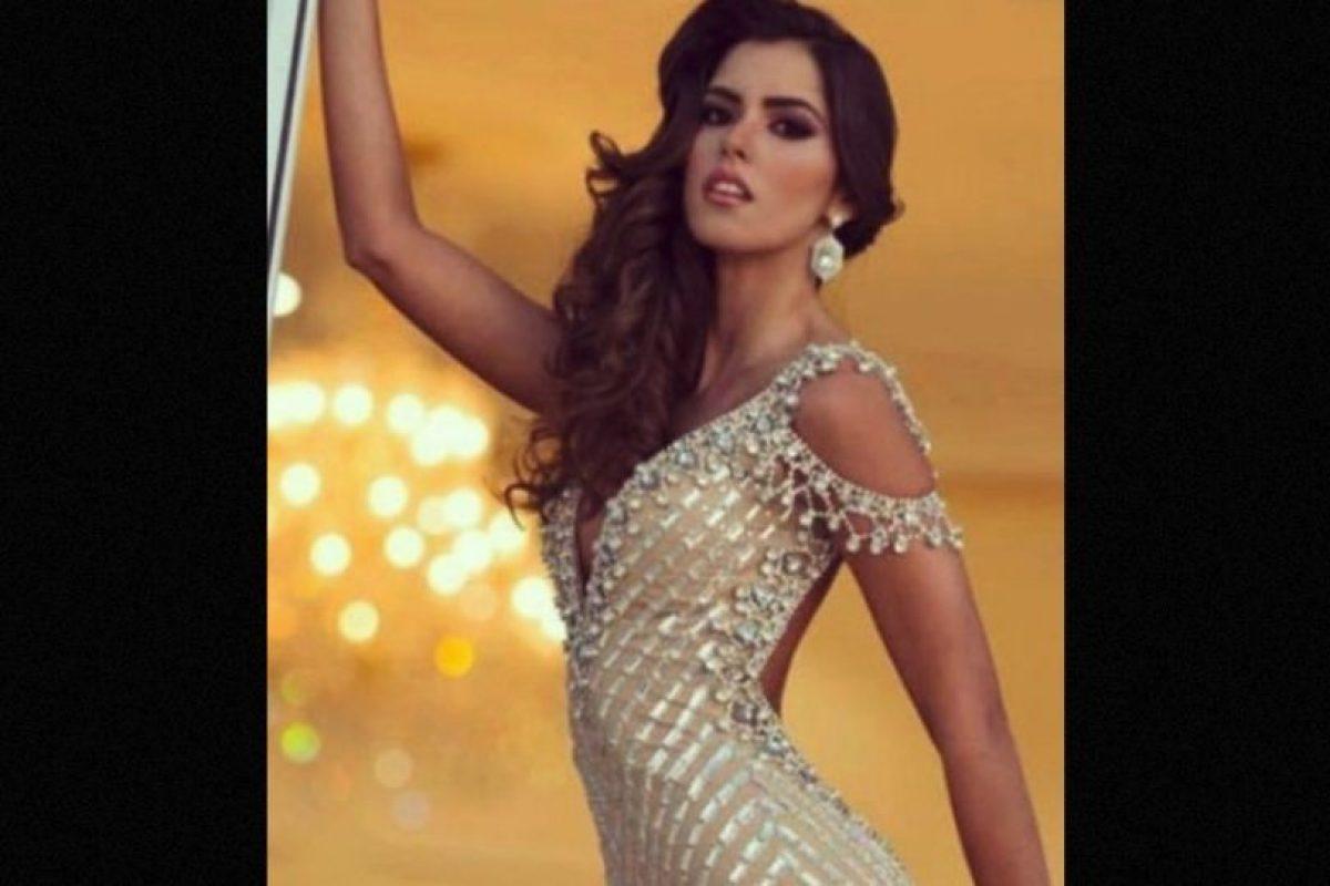 """""""Encuentro los comentarios del señor Trump injustos e hirientes. Como colombiana y como Miss Universo quiero mostrar mi apoyo y avalar los sentimientos de la comunidad latina"""", comentó en Instagram la actual Miss Universo. Foto:Getty Images. Imagen Por:"""