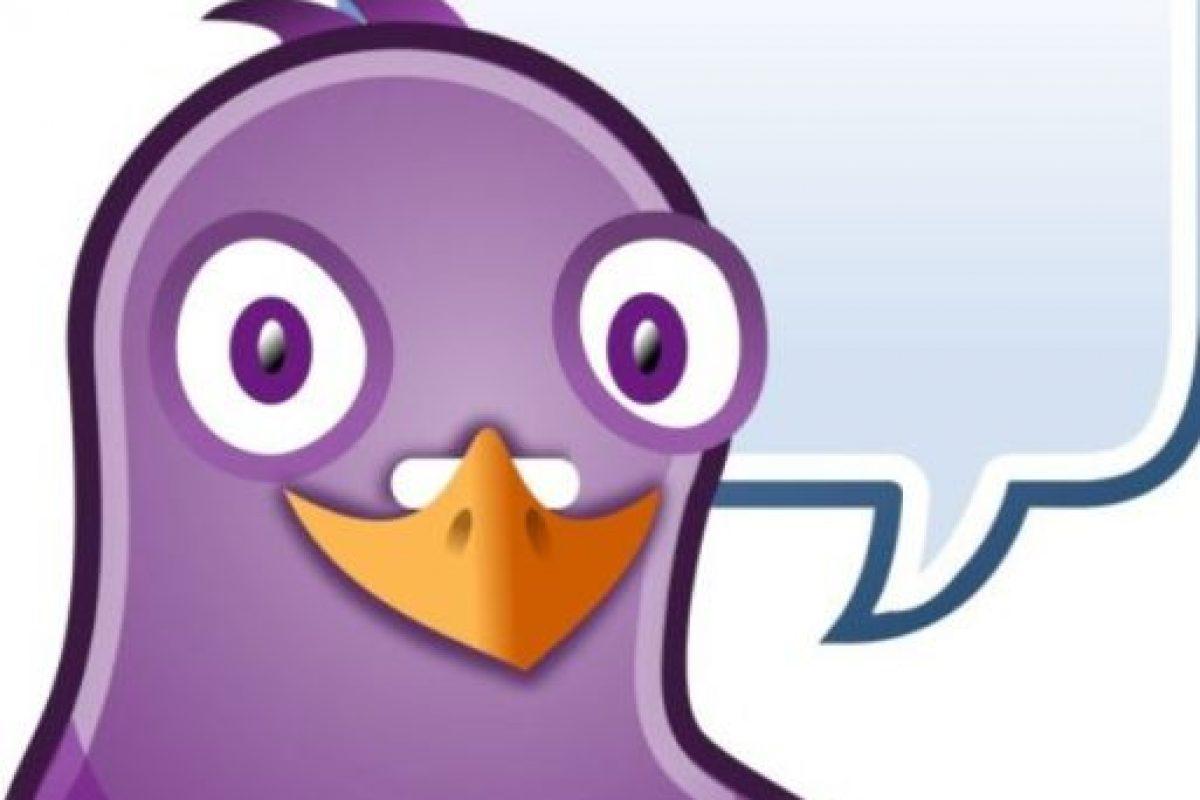 3) Pidgin – Disponible para Windows, Linux y OS X. Foto:Tumblr. Imagen Por: