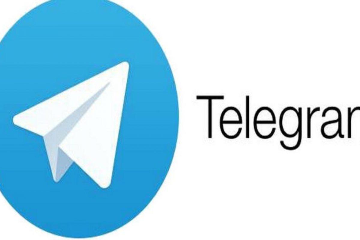 6) Telegram – Disponible para iOS, Android y PC. Foto:Tumblr. Imagen Por: