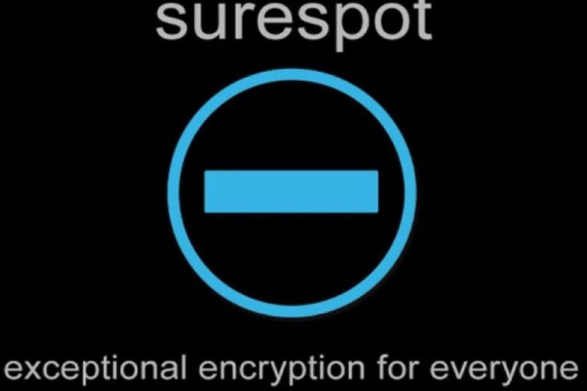 7) Surespot – Disponible para iPhone y Android. Foto:Tumblr. Imagen Por: