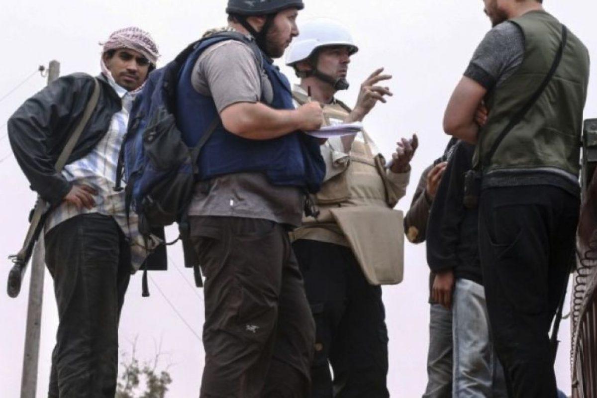 4. Otras ejecuciones en video Foto:AFP. Imagen Por: