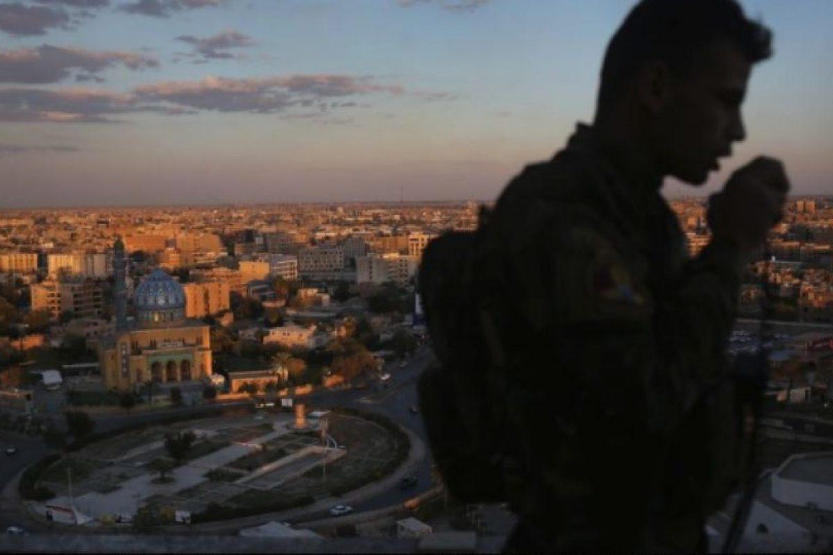 5. Toma de Mosul Foto:Getty Images. Imagen Por: