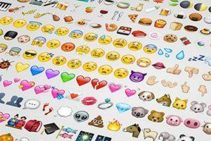 Los emojis son utilizados en alredor del 50% de las publicaciones en Instagram. Foto:Pinterest. Imagen Por: