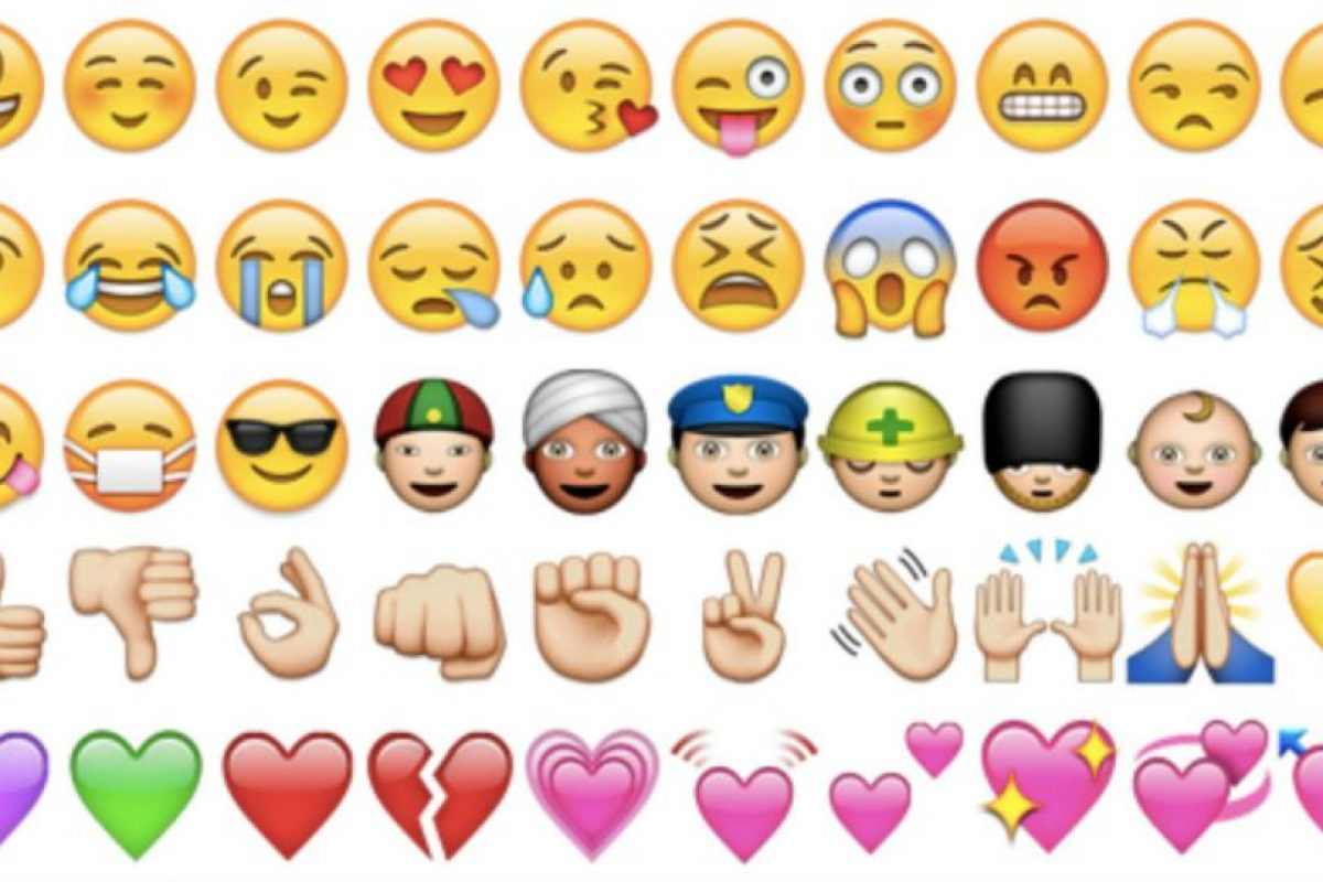 Los emojis tendrán una película animada. Foto:Pinterest. Imagen Por: